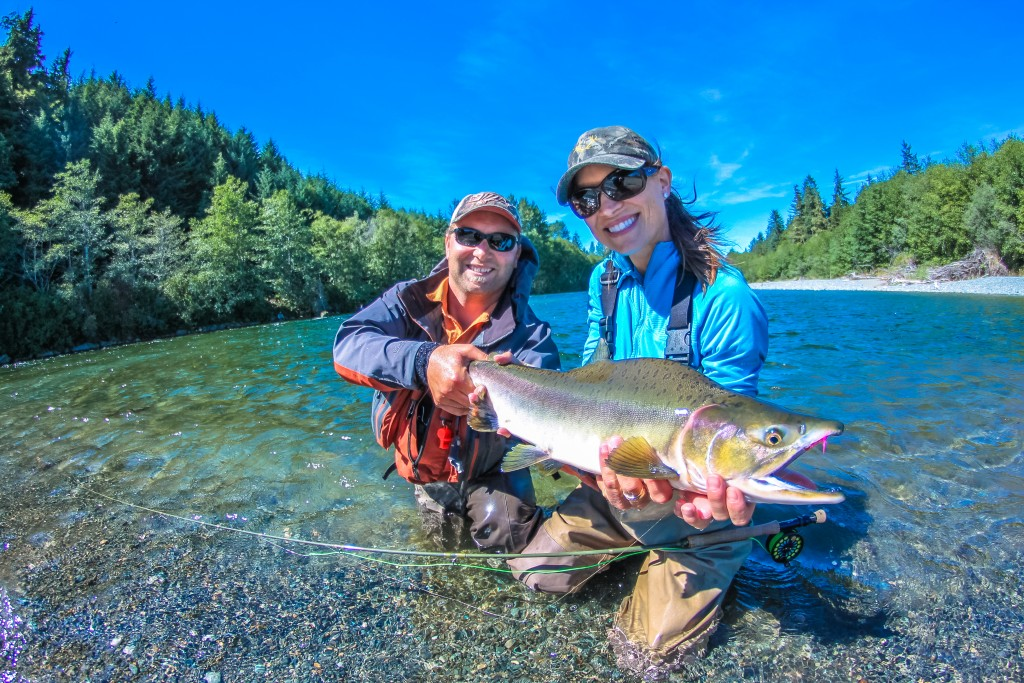 vancouver island fly fishing trips vancouver island