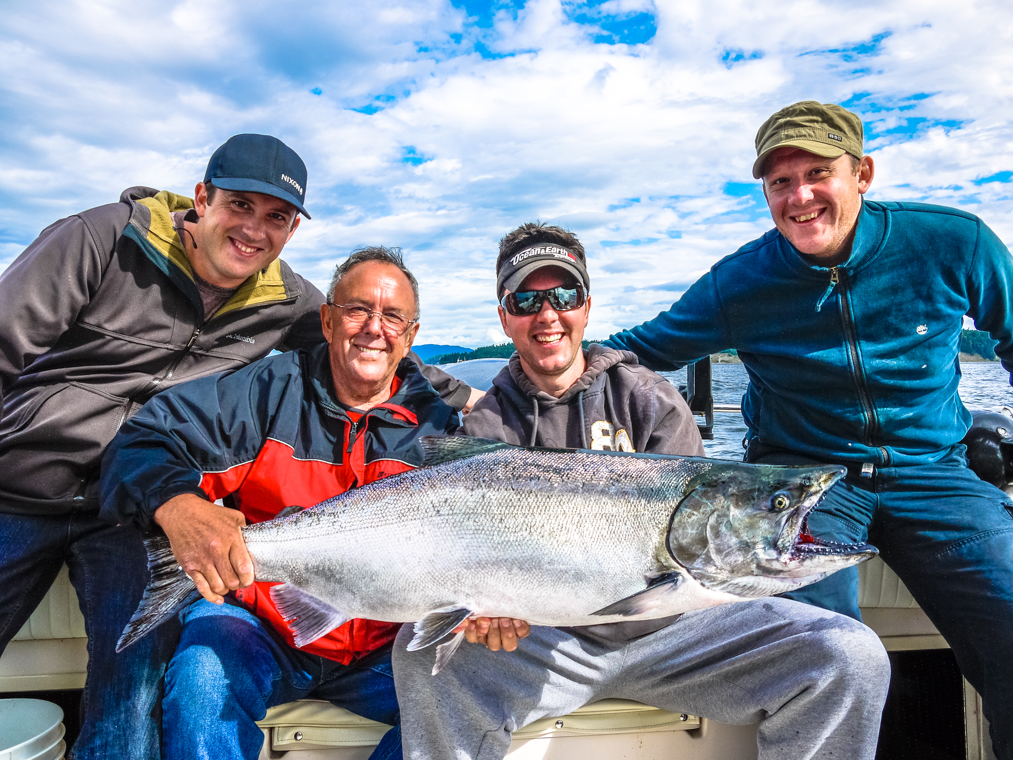 Vancouver Island Salmon Fishing Facebook