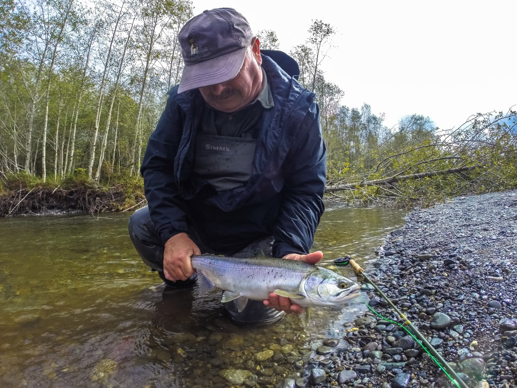 vancouver island river fishing trips