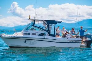 Vancouver Island Salmon Fishing Trips