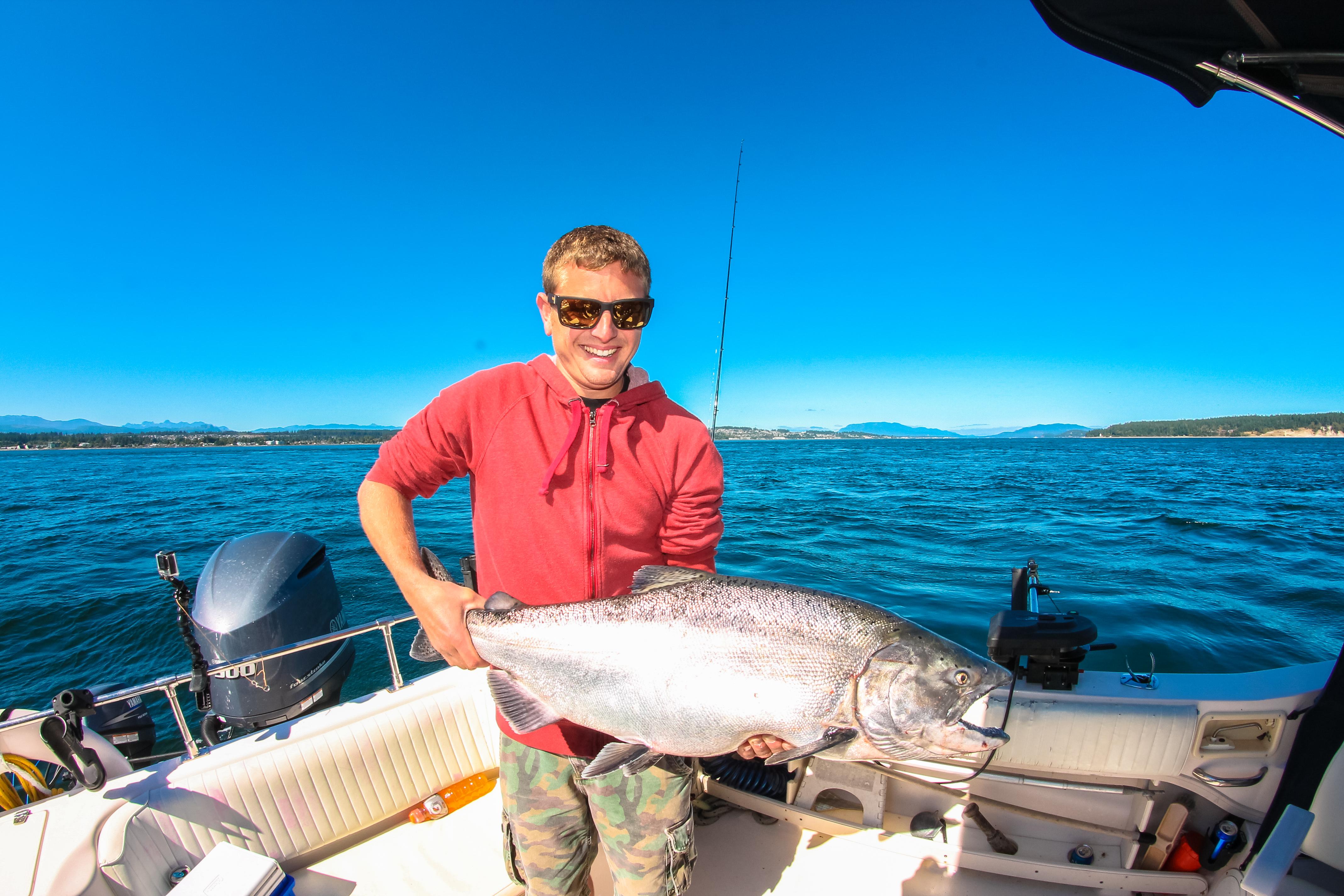 Fishing Trips Vancouver Island