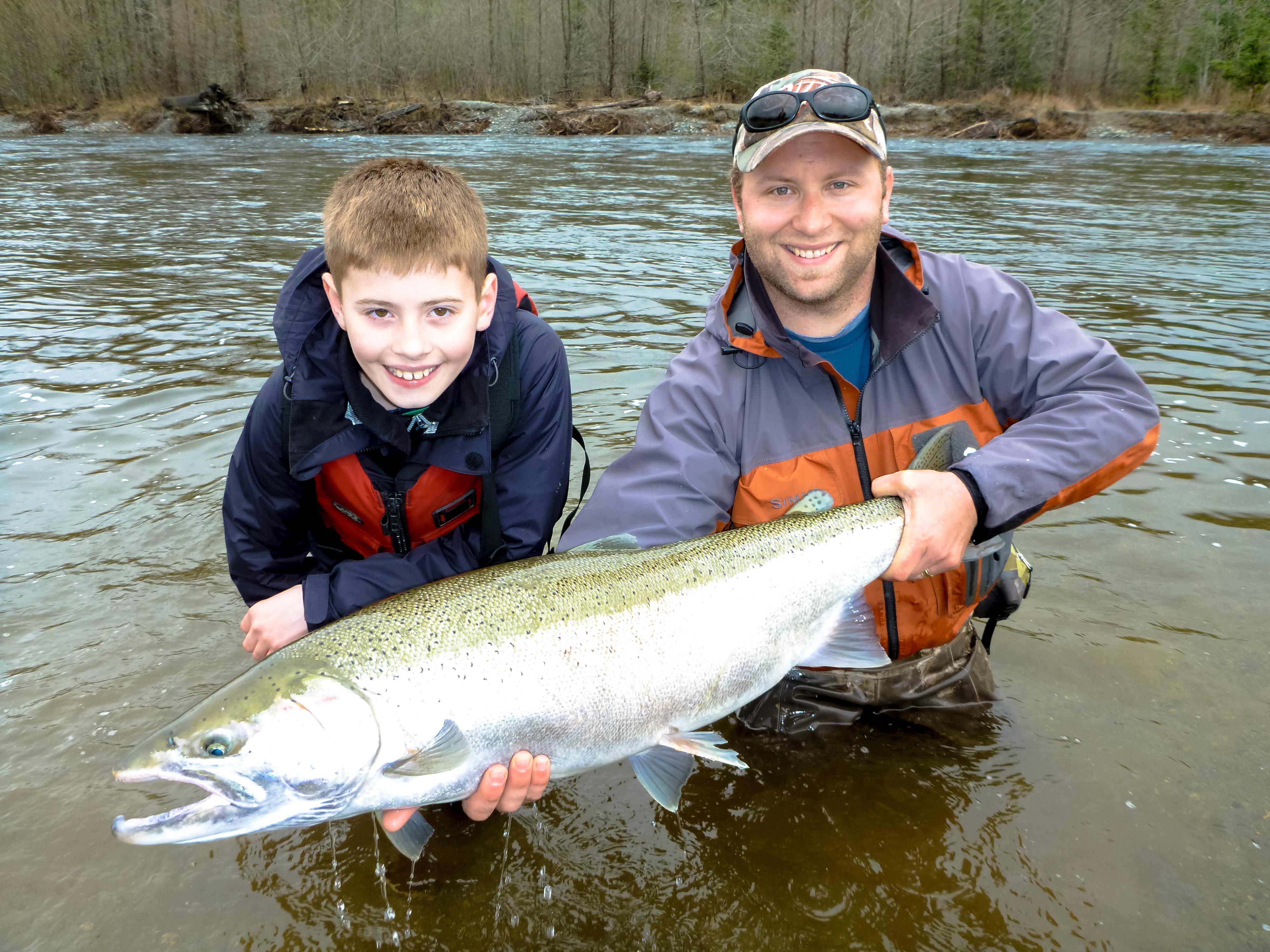 Vancouver Island Fishing Charter